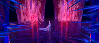 Elsa's fear turns her palace into a prison