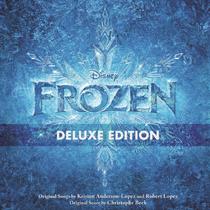 Frozen soundtrack deluxe editionHD