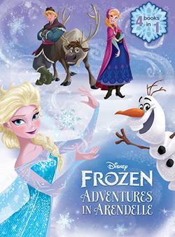 Frozen- Adventures in Arendelle