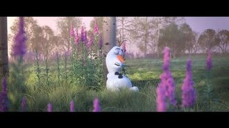 """Sleep"" l At Home With Olaf"