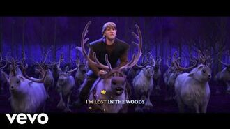 "Jonathan Groff - Lost in the Woods (From ""Frozen 2"" Sing-Along)"