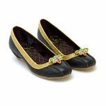 Anna coronation (deluxe) costume shoes
