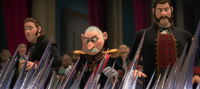 Duke of Weselton and spikes