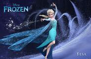 Elsa frozenHD