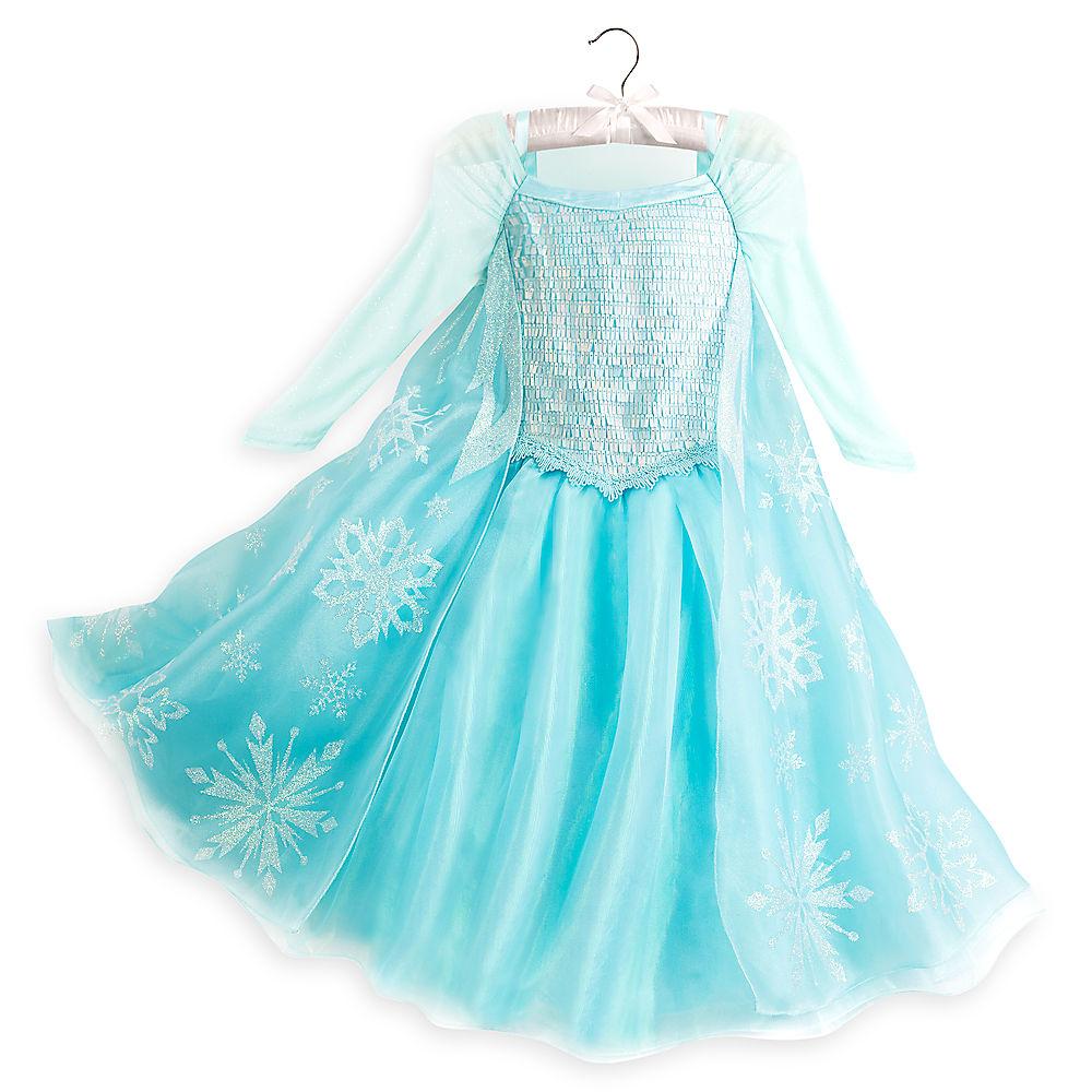 Bonito Vestido De Fiesta Elsa Colección de Imágenes - Ideas de ...