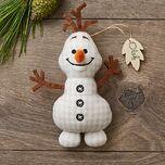 Olaf Disney Parks Storybook Plush Ornament
