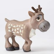 Young Sven-Young Sven from Frozen Figurine