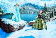 Frozen Broadway Musical16