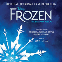 Frozen Broadway Soundtrack