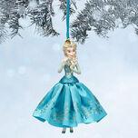 Elsa Sketchbook Ornament 2014