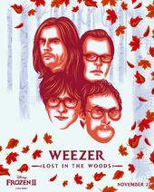 Weezer Lost in the Woods