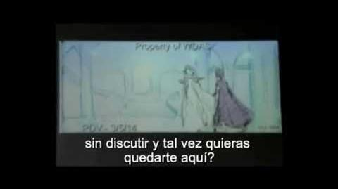 """Frozen """"No es vivir"""" (Life's too short spanish version-versión al español)"""
