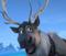 Sven at ice palace