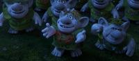 Trolls welcome Kristoff