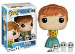 POP! DISNEY FROZEN FEVER - ANNA