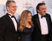 41st Annie Awards, Chris Buck, Jennifer Lee, Peter Del Vecho-crop