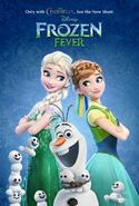 Frozen Fever PosterHD