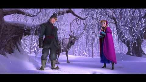 Frozen Una Aventura Congelada Trailer Latino
