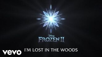 """Weezer - Lost in the Woods (From """"Frozen 2"""" Lyric Video)"""