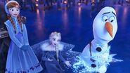 Anna , Olaff , Elsa 2