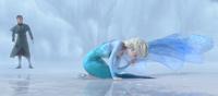 Elsa devastated by Hans' news
