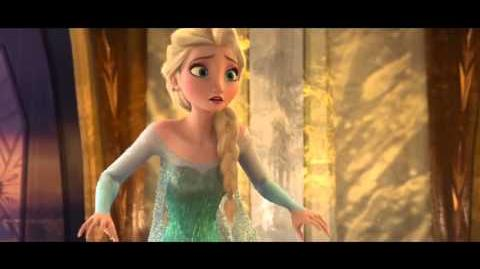 Frozen - Elsa's Fight (Bahasa Indonesia)
