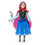 Anna Classic Doll with Olaf Figure