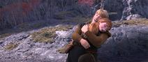 Anna accepts Kritoff's proposal