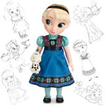 Disney Animators' Collection Elsa Doll
