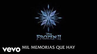 """Leslie Gil - Mil Memorias (De """"Frozen 2"""" Lyric Video)"""