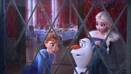 Anna , Olaf , Elsa 2
