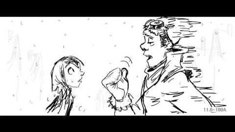 "Disney's Frozen - ""Meet Kristoff 1"" Deleted Scene"