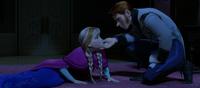 Hans mocks Anna