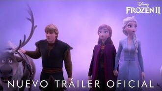 Frozen 2 de Disney Nuevo Tráiler Oficial en español HD
