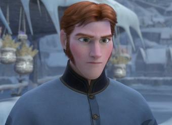 Hans Westerguard Frozen Wiki Fandom