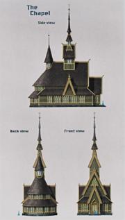Arendelle Chapel