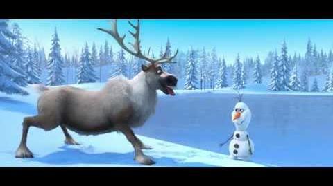 Disney's Frozen Teaser Trailer