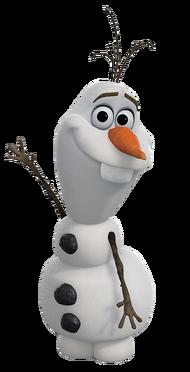 Olaf transparent