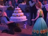 Anna's nineteenth birthday