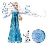 Elsa Singing Doll Set