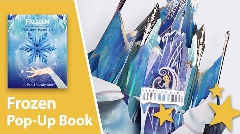 Frozen- A Pop-Up Adventure Pop-Up Book by Matthew Reinhart