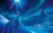 Frozen elsa snow queen palace-2880x1800