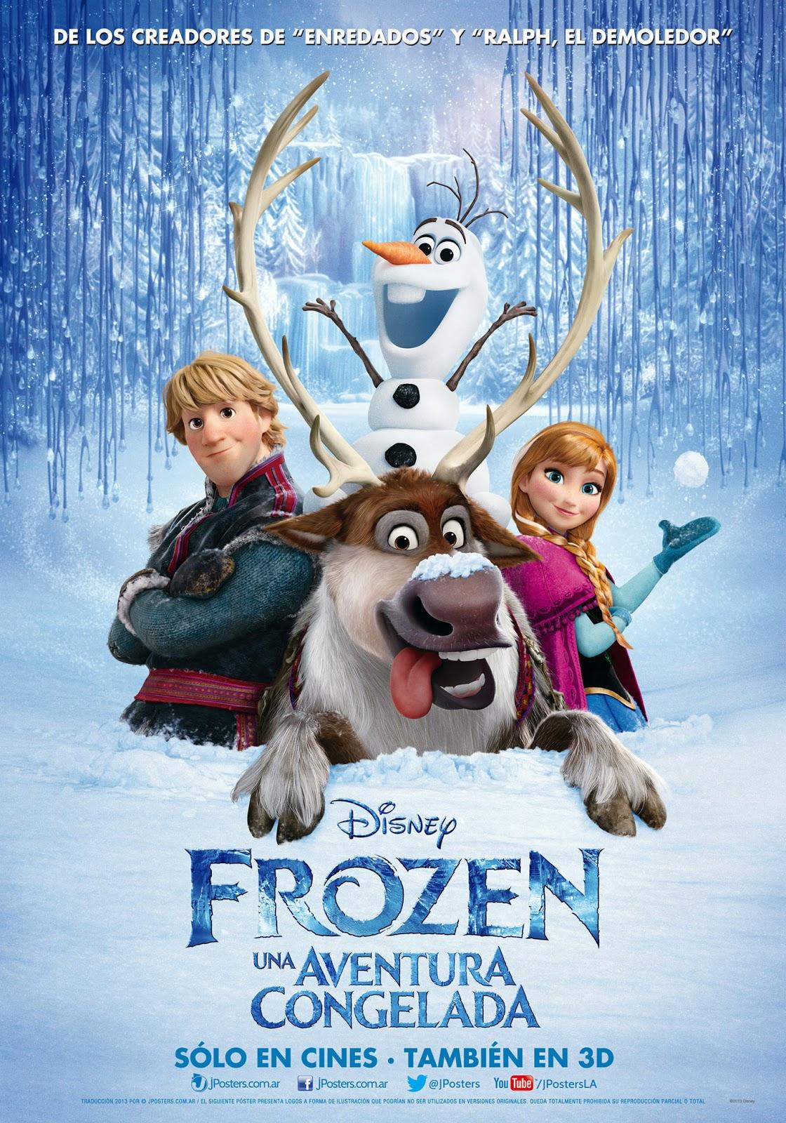 Imagen - Frozen-una-aventura-congelada-Pelicula-completa.jpg | Wiki ...