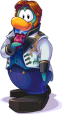 Hans Club Penguin