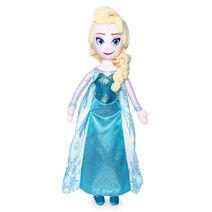Elsa Plush Doll - Medium
