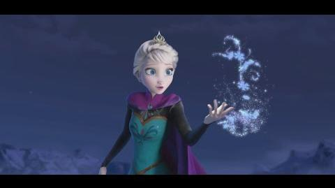 """""""Making of Let It Go"""" Clip - The Story of Frozen Making a Disney Animated Classic"""