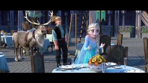 Frozen Fever - New Sneak Peek - NOW PLAYING!