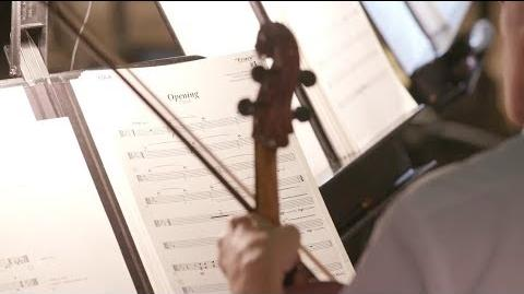 FROZEN The Musical The Sitzprobe