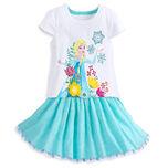 Elsa Skirt Set for Girls - Frozen