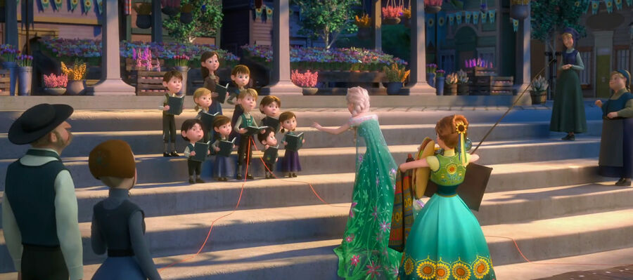 Frozen fever 13